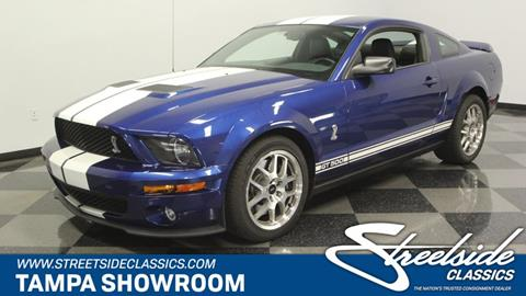 2007 Ford Shelby GT500 for sale in Tampa, FL