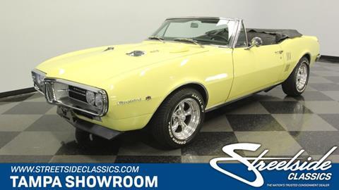 1967 Pontiac Firebird for sale in Tampa, FL