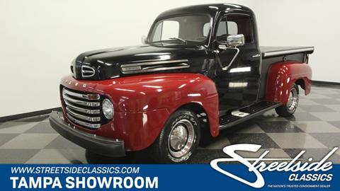 1949 Ford F-100 for sale in Tampa, FL