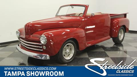 1948 Ford F-100 for sale in Tampa, FL