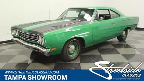1969 Plymouth Roadrunner for sale in Tampa, FL