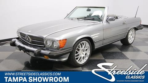 1988 Mercedes-Benz 560-Class for sale in Tampa, FL