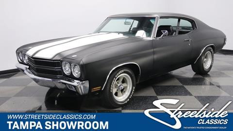 1970 Chevrolet Chevelle For Sale In Tampa Fl
