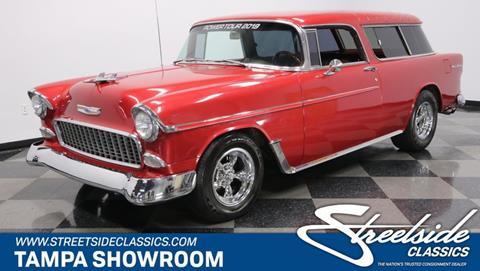 1955 Chevrolet Nomad for sale in Tampa, FL
