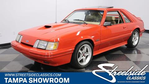 1985 Ford Mustang for sale in Tampa, FL