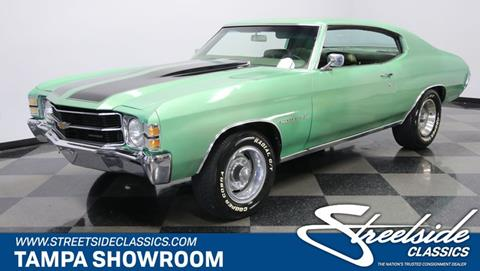 1971 Chevrolet Chevelle for sale in Tampa, FL