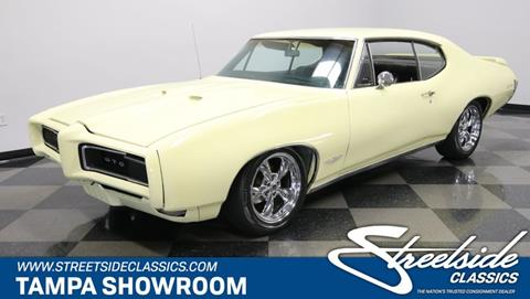 1968 Pontiac GTO for sale in Tampa, FL