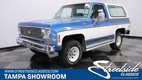 1979 Chevrolet Blazer for sale in Tampa, FL
