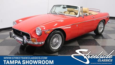 1971 MG MGB for sale in Tampa, FL