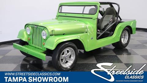 1969 Jeep CJ-5 for sale in Tampa, FL