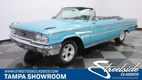 1963 Ford Galaxie for sale in Tampa, FL