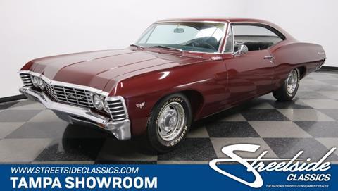 1967 Chevrolet Impala for sale in Tampa, FL