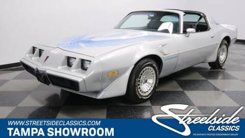 1981 Pontiac Firebird for sale in Tampa, FL