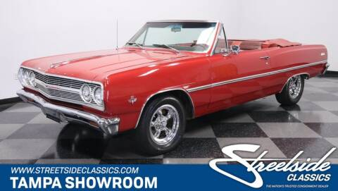 1965 Chevrolet Chevelle for sale at Streetside Classic Cars in Tampa FL