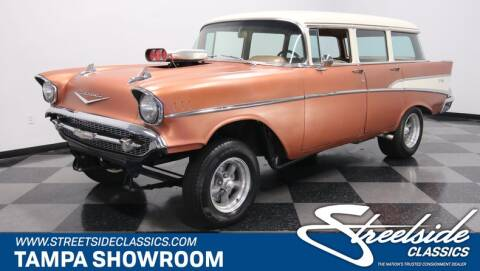 1957 Chevrolet 210 for sale at Streetside Classic Cars in Tampa FL