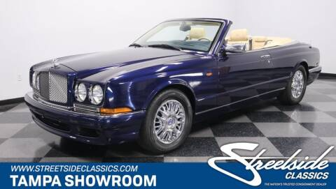 2002 Bentley Azure for sale at Streetside Classic Cars in Tampa FL
