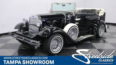 1931 Ford Model A for sale at Streetside Classic Cars in Tampa FL