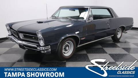 1965 Pontiac GTO for sale at Streetside Classic Cars in Tampa FL