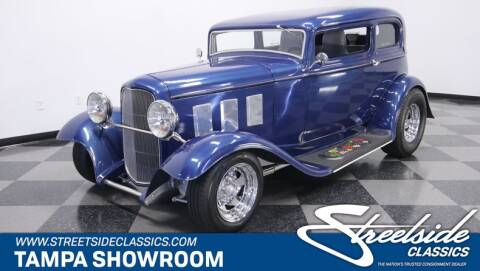 1932 Ford Sedan for sale at Streetside Classic Cars in Tampa FL