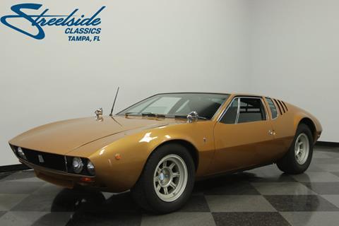 1969 De Tomaso n/a