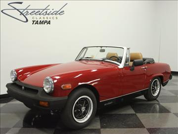 1978 MG Midget for sale in Tampa, FL