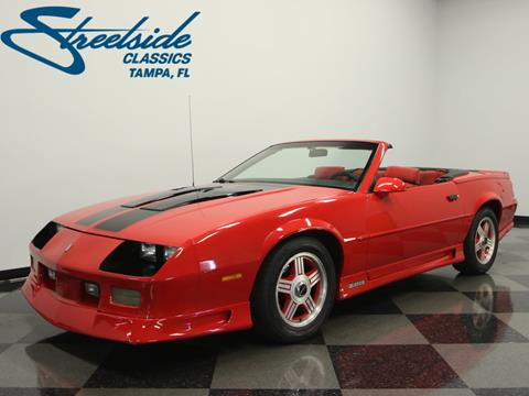 1992 Chevrolet Camaro for sale in Tampa, FL
