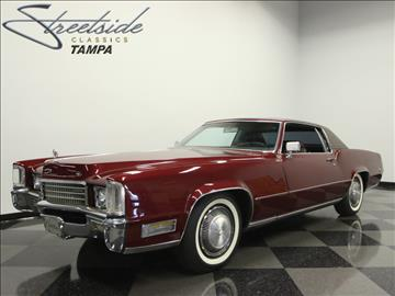 1970 Cadillac Eldorado for sale in Tampa, FL