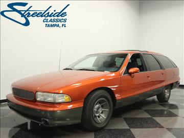 1991 Oldsmobile Custom Cruiser for sale in Tampa, FL