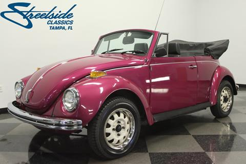 1971 Volkswagen Super Beetle for sale in Tampa, FL