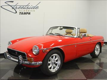 1972 MG MGB for sale in Tampa, FL