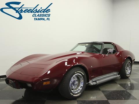 1977 Chevrolet Corvette for sale in Tampa, FL