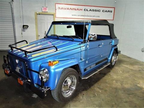 1974 Volkswagen Thing for sale in Savannah, GA