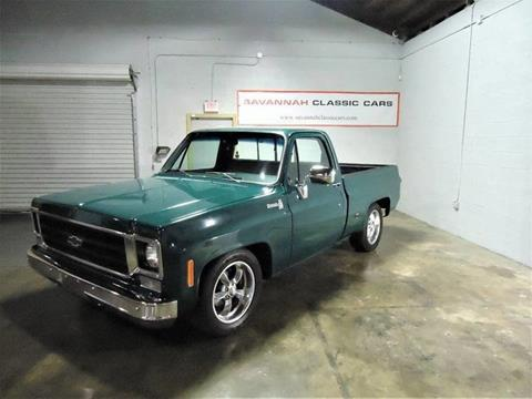 1977 Chevrolet Silverado 1500 for sale in Savannah, GA