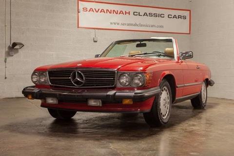 1988 Mercedes-Benz 560-Class for sale in Savannah, GA