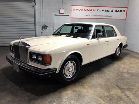 1984 Rolls-Royce Silver Spirit for sale in Savannah, GA