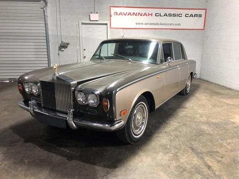 1970 Rolls-Royce Silver Shadow for sale in Savannah, GA