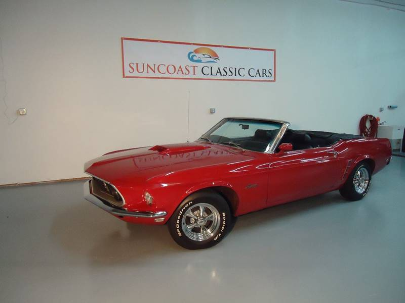 1969 Ford Mustang - Savannah, GA SAVANNAH GEORGIA