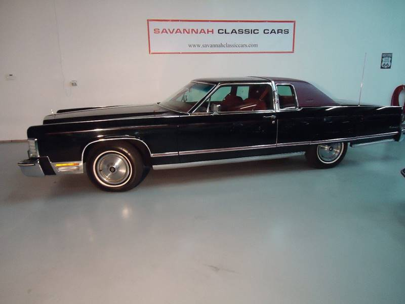 1976 Lincoln Town Car - Savannah, GA SAVANNAH GEORGIA Coupe