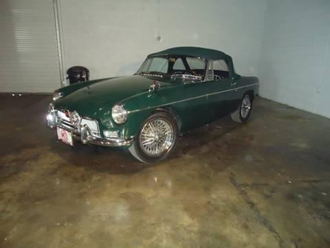 1966 MG B for sale in Savannah, GA