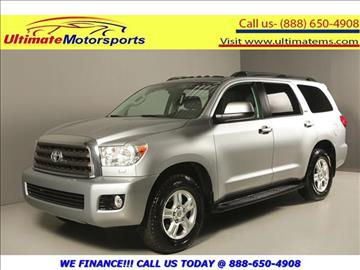 2012 Toyota Sequoia for sale in Houston, TX