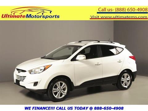 2012 Hyundai Tucson for sale in Houston, TX