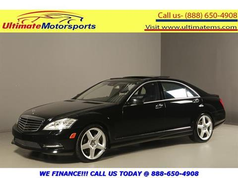 2013 Mercedes-Benz S-Class for sale in Houston, TX