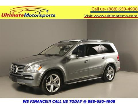 2012 Mercedes-Benz GL-Class for sale in Houston, TX