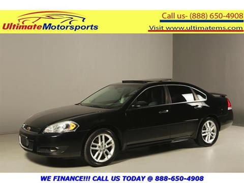 2014 Chevrolet Impala Limited for sale in Houston, TX