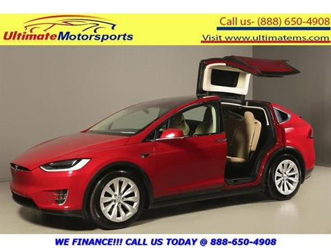 2017 Tesla Model X for sale in Houston, TX