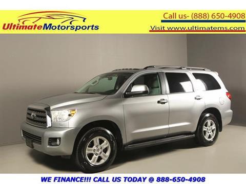 2012 Toyota Sequoia for sale in Houston, TX