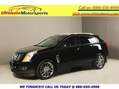 2013 Cadillac SRX for sale in Houston, TX