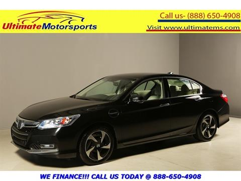 2014 Honda Accord Plug In For Sale In Houston, TX