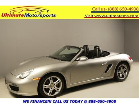 2006 Porsche Boxster for sale in Houston, TX