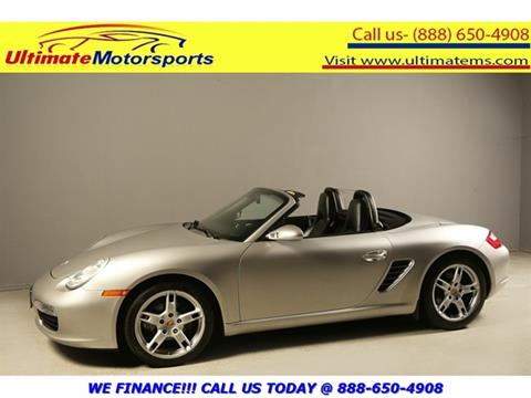 2007 Porsche Boxster for sale in Houston, TX